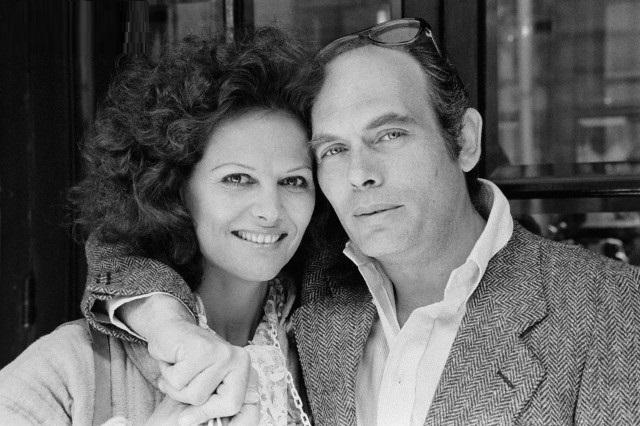 Claudia Cardinale e Pasquale Squitieri nel 1978