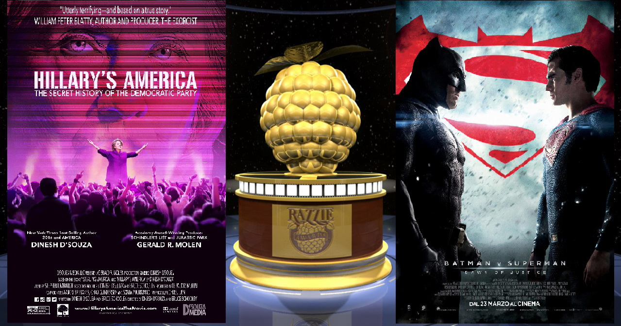 Razzies Awards 2017