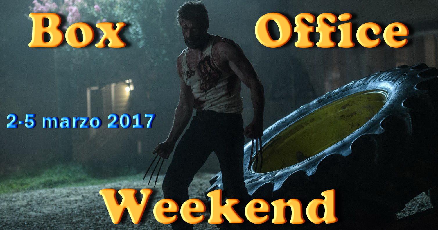 Primo appuntamento di marzo con la rubrica Box Office Weekend e gli incassi del fine settimana al cinema: trionfo annunciato per Logan – The Wolverine ed exploit di Ozpetek, mentre […]