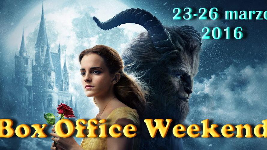 Ultimo appuntamento di marzo con la rubrica Box Office Weekend e gli incassi del fine settimana al cinema: La bella e la bestia continua la sua marcia da record in […]