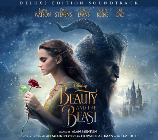 La colonna sonora de La bella e la bestia