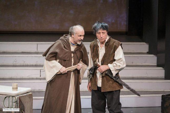 Brancaleone e la sua armata - Giacomo Battaglia e Pippo Franco