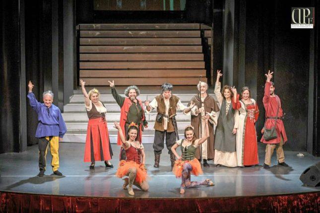Brancaleone e la sua armata - Il cast 2