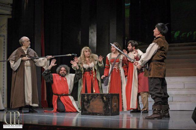 Brancaleone e la sua armata - Il cast