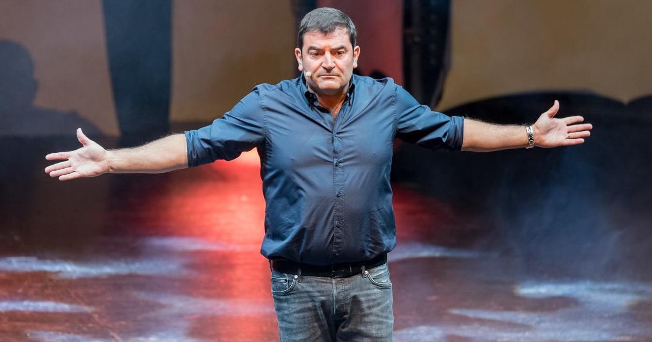Max Giusti è di nuovo in scena con Cattivissimo Max, il suo spettacolopiù irriverente ma soprattutto più divertente di sempre, al Teatro Olimpico di Roma fino al 12 marzo e […]