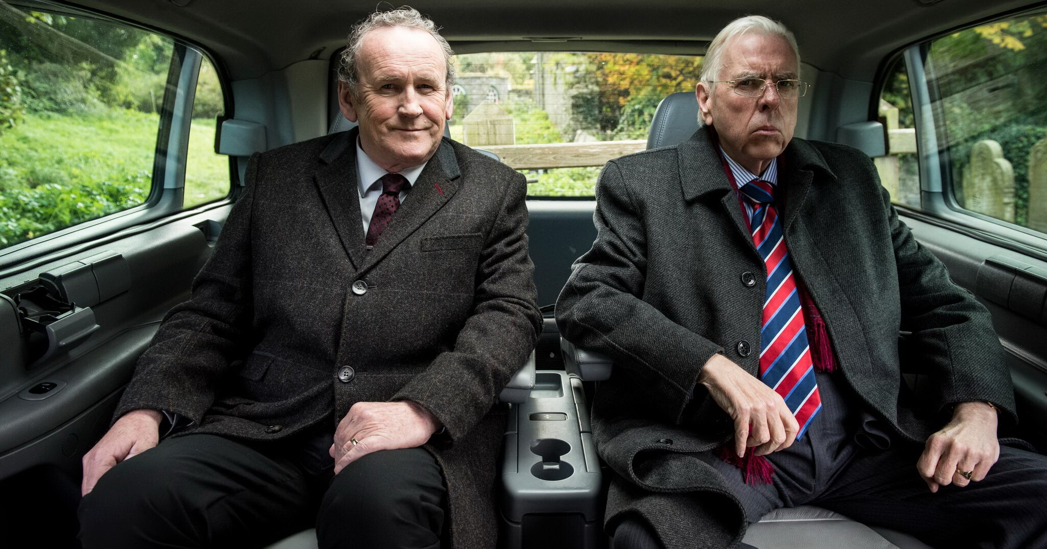 Il viaggio - The journey - Colm Meaney e Timothy Spall