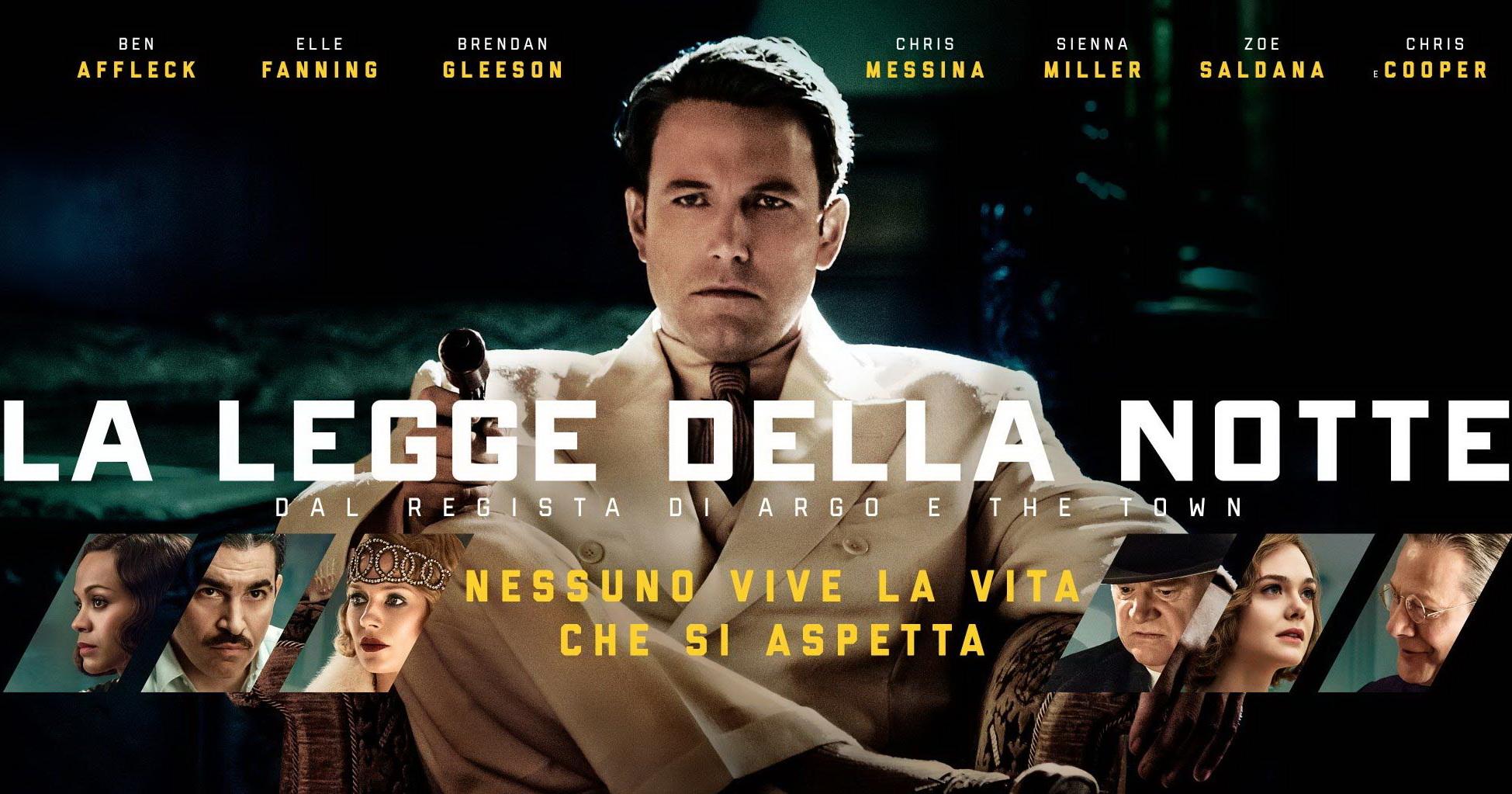 Ben Affleck dirige e interpreta La legge della notte, un onesto gangster movie dal grande cast, ma ben lontanodai fasti di Argo. Crimine e amore Ne La legge della notte, […]