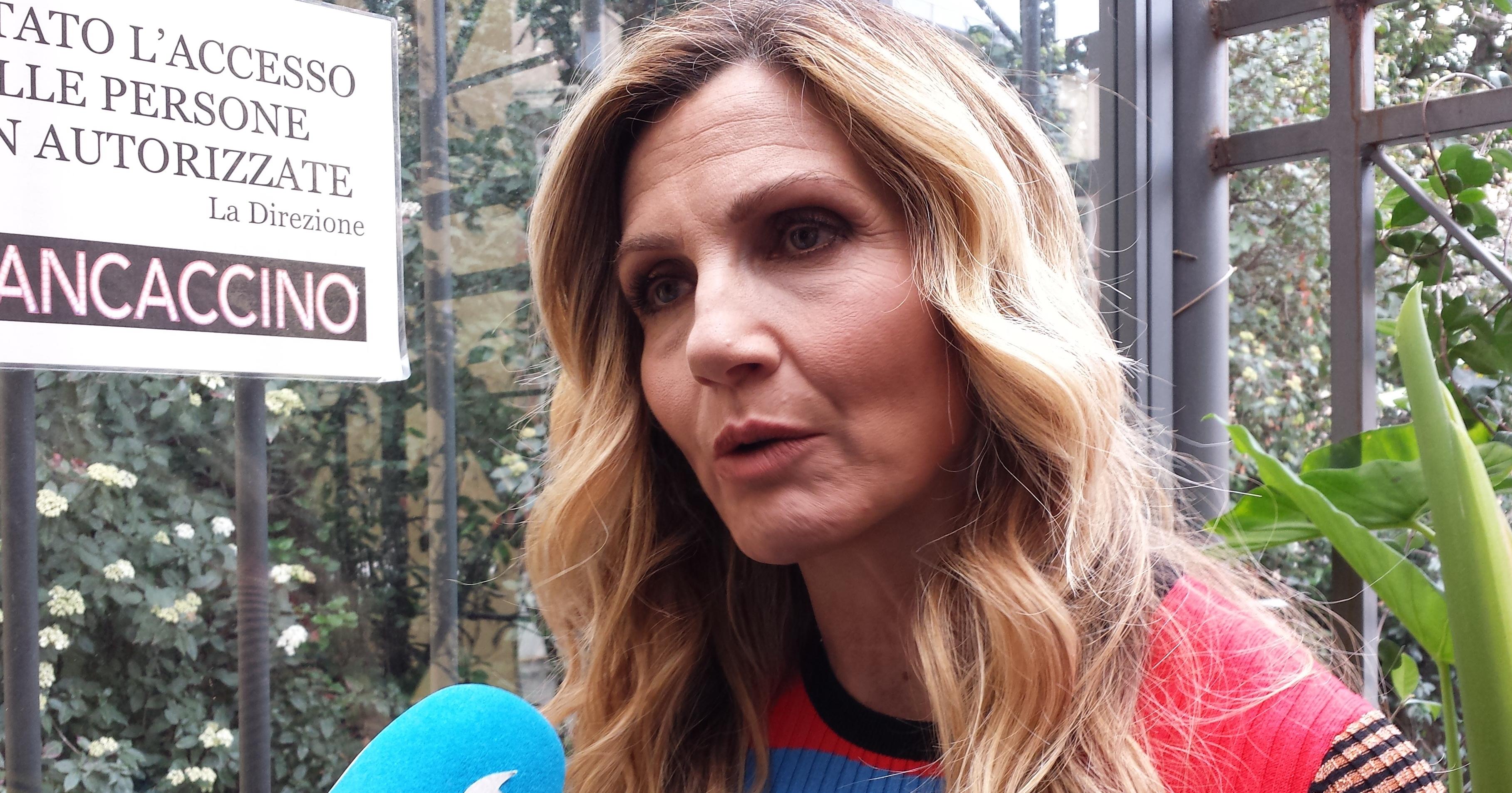 Lorella Cuccarini (foto di Ivan Zingariello)