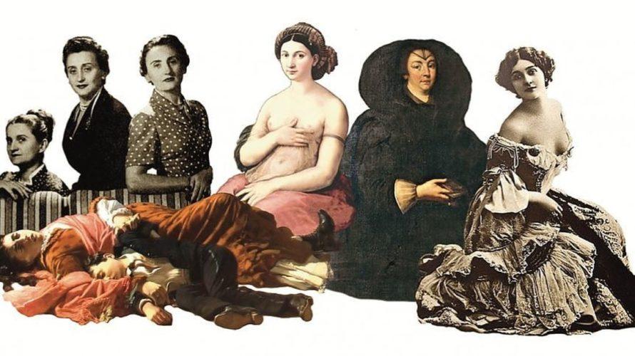 In Noi romane – Noantre 5 attrici straordinarie vestono i panni delle donne che, in modo o nell'altro, hanno fatto la storia di Roma. Il risultato è una carrellata di […]