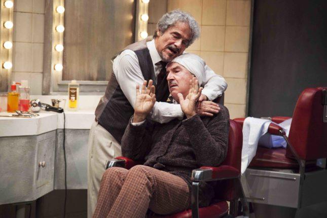 Quei due - Massimo Dapporto (Charlie) e Tullio Solenghi (Harry) (5)