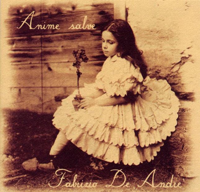 L'ultimo album di Fabrizio De André, Anime salve, entra nella top ten dei vinili più venduti della settimana