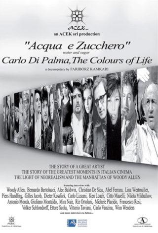 Acqua e zucchero - Carlo Di Palma: i colori della vita