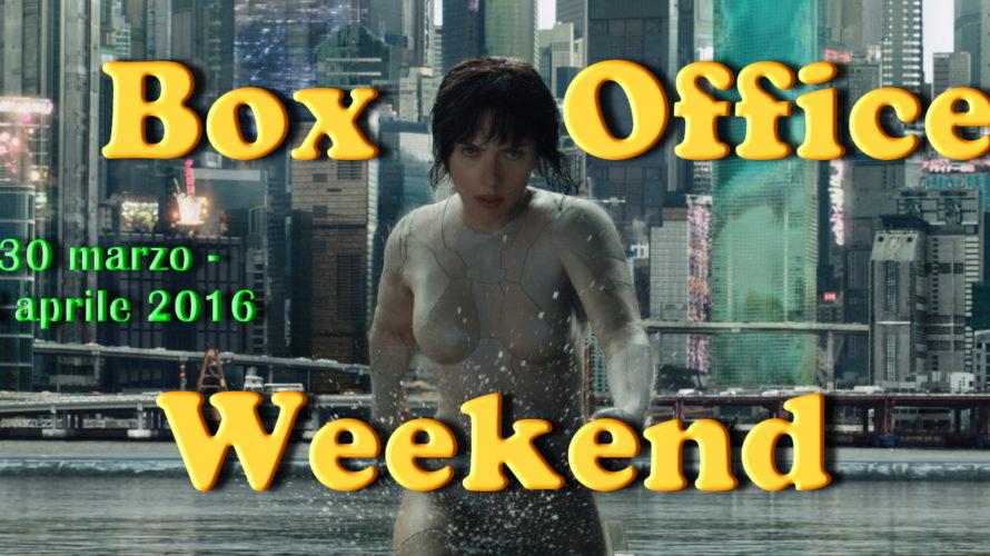 Primo appuntamento diaprile con la rubrica Box Office Weekend e gli incassi del fine settimana al cinema: La bella e la bestia in testa per la terza settimana, buon esordio […]