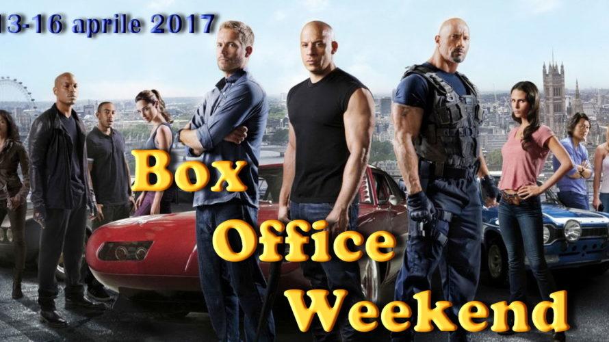 Terzo appuntamento diaprile con la rubrica Box Office Weekend e gli incassi del fine settimana al cinema: Fast & Furious 8 miglior debutto mondiale di sempre e La bella e […]