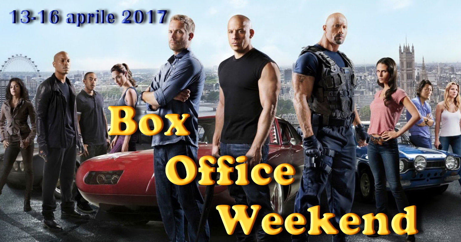 Box Office 17-04-17