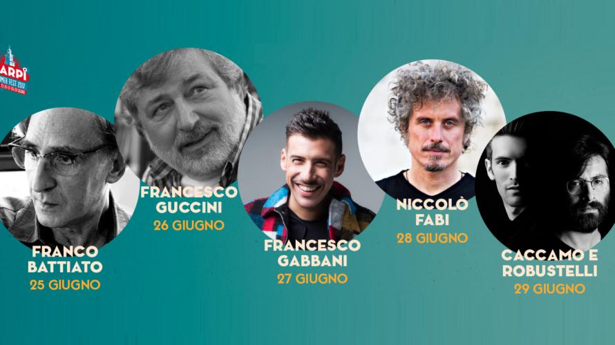 La seconda edizione del Carpi Summer Fest si svolgerà a Carpi dal 25 al 29 giugno e vedrà sul palco importantinomi della musica italiana come Franco Battiato, Francesco Guccini, Niccolò […]
