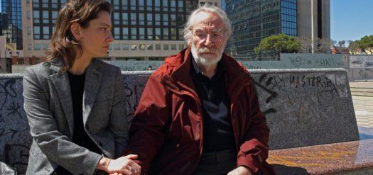 Giovanna Mezzogiorno e Renato Carpentieri in La tenerezza