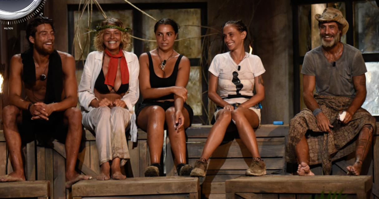 Isola dei Famosi 2017 - finalisti