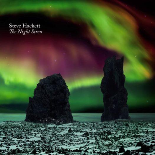 The night siren è il nuovo album dell'ex Genesis Steve Hackett