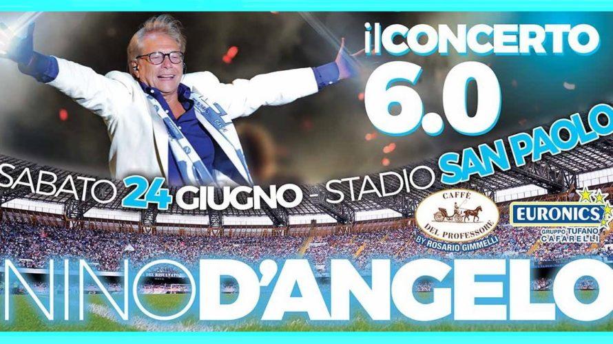 Nino D'Angelo annuncia il mega concerto allo stadio San Paolo di Napoli per festeggiarei suoi 60 anni, con tutti isuoi più grandisuccessi e tanti ospiti a sorpresa. Il Concerto 6.0, […]