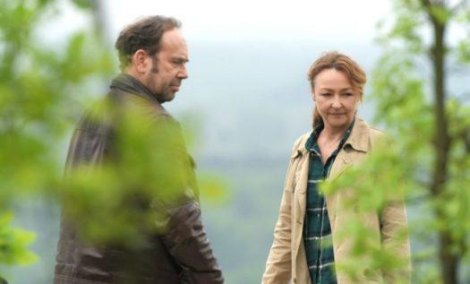 Quello che so di lei: Claire (Catherine Frot) accanto al fidanzato Paul (Olivier Gourmet)