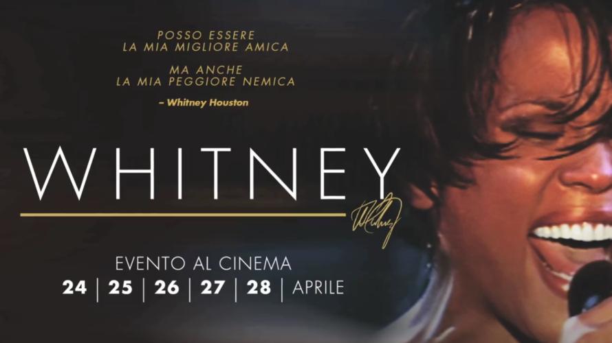 Arriva nelle sale italiane solodal 24 al 28 aprile,Whitney, il controverso documentario sulla vitadella cantanteWhitney Houston. In un'intervista del 2002 Whitney Houston, icona della musica mondiale, dichiarò espressamente: «Posso essere […]