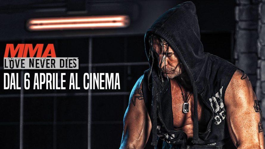 """E' appena uscito al cinema e naturalmente noi di Mondospettacolo ne avevamo già parlato durante l'inizio delle riprese. (vedi questo link: http://www.mondospettacolo.com/m-m-a-love-never-dies-claudio-del-falco-e-il-protagonista-del-nuovo-action-movie-made-in-italy/) Sto parlando di """"MMA LOVE NEVER DIES"""" il […]"""