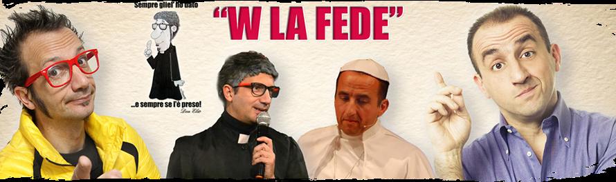 W LA FEDE è il titolo del nuovo ed esilarante spettacolo che Mauro Villata e Gianpiero Perone porteranno in scena sabato 15 Aprilesul palco del Cab 41. Una carrellata di […]