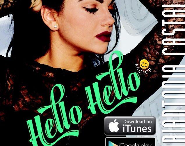 """La cantante napoletana, già semifinalista del Festival di Castrocaro, torna in radio dal 7 aprile con un brano esplosivo e ricco di energia. """"Hello Hello"""" è la colonna sonora […]"""