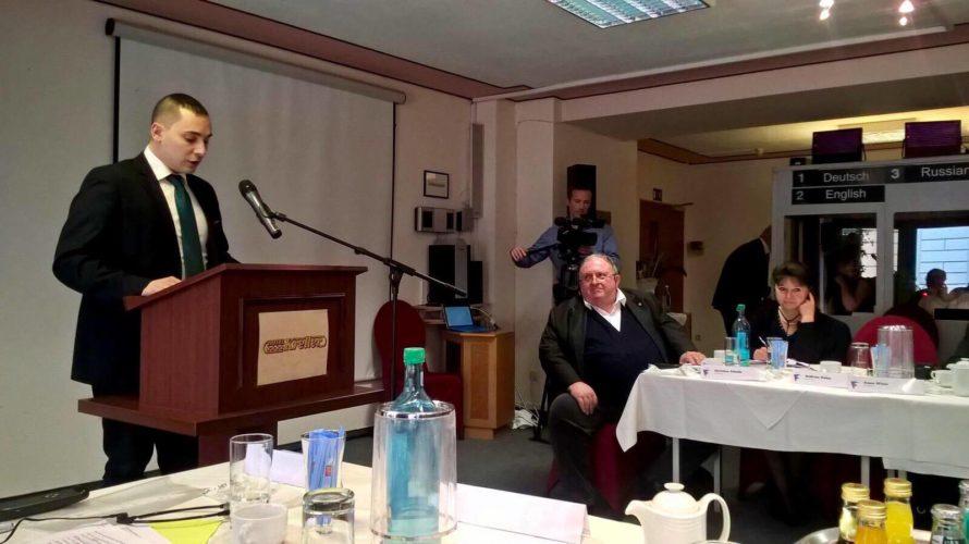 Fabrizio Ricca è il Capogruppo della Lega Nord al Consiglio Comunale di Torino e segretario dell'associazione culturale Piemonte Russia. Ciao Fabrizio, ti abbiamo visto impegnato questo weekend in una tre […]