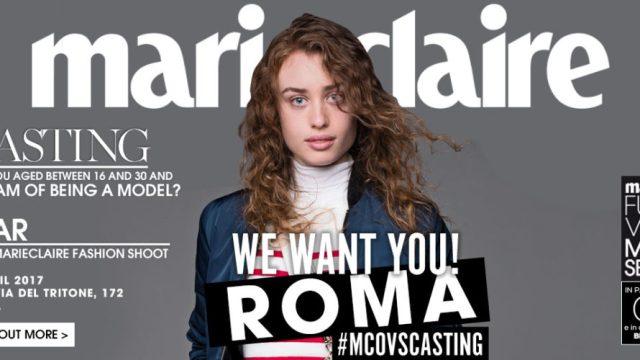 """MARIE CLAIRE, OVS E BRAVE MODELS INSIEME PER LA SECONDA EDIZIONE DI """"FUTURE VISIONI MODEL SEARCH"""" ALLA RICERCA DI NUOVI VOLTI PER LA MODA IN ITALIA PROSSIMA TAPPA: ROMA Milano, […]"""
