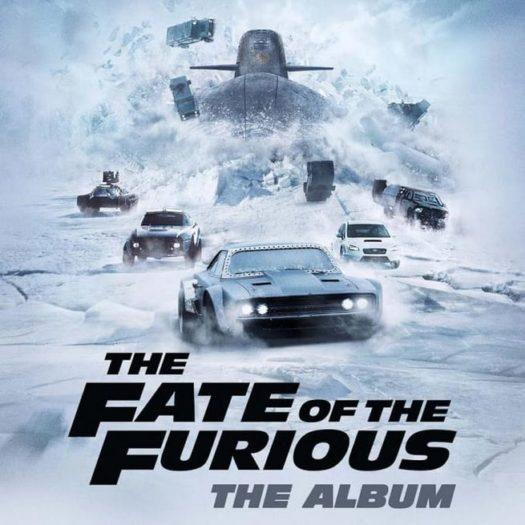 La colonna sonora di Fast & Furious 8 è la più alta nuova entrata della settimana