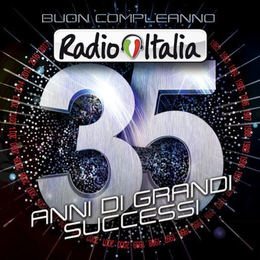 Buon Compleanno Radio Italia torna prima tra le compilation