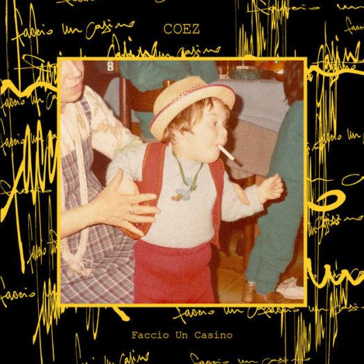 Coez è terzo tra gli album e primo tra i vinili con Faccio un casino