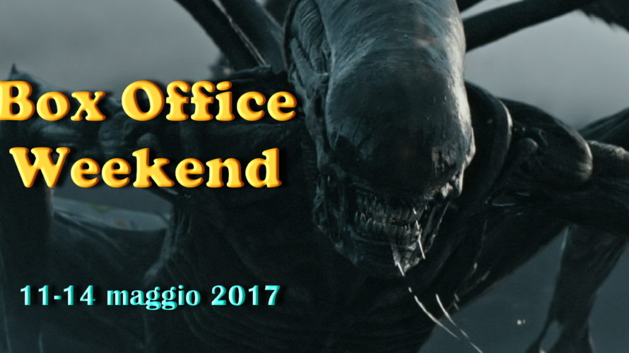 Terzo appuntamento dimaggio con la rubrica Box Office Weekend e gli incassi del fine settimana al cinema: con gli incassi in picchiata è Alien: Covenant a spodestarei Guardiani della galassia […]