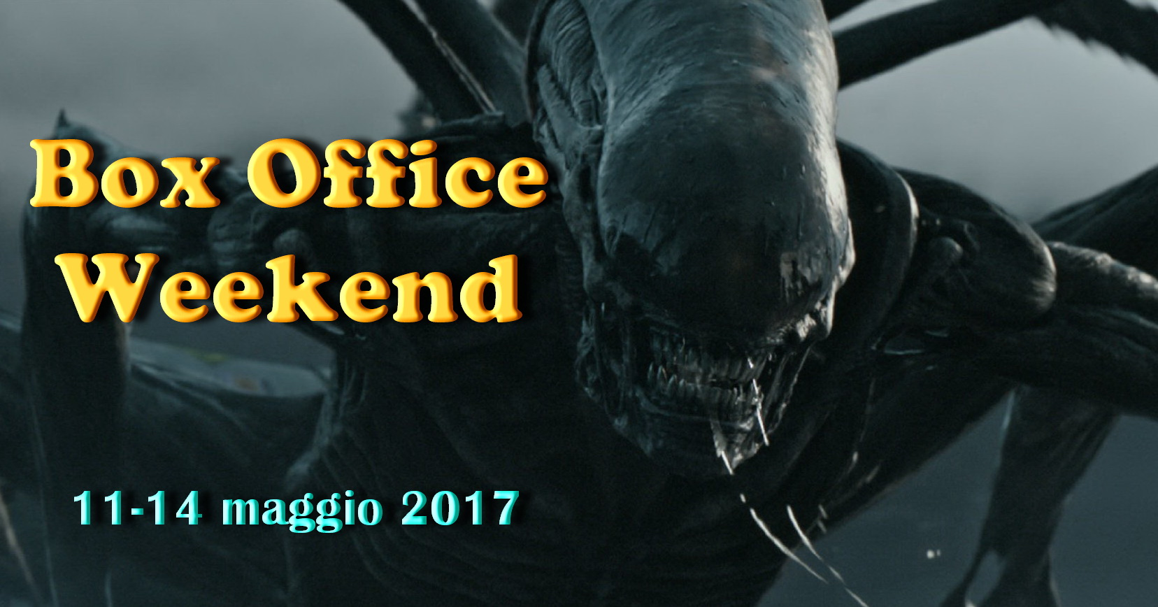 Box office: Alien: Covenant