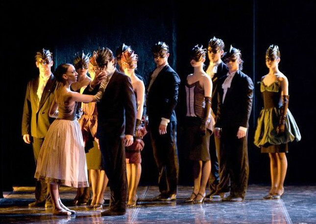 Il ballo - Giulietta e Romeo