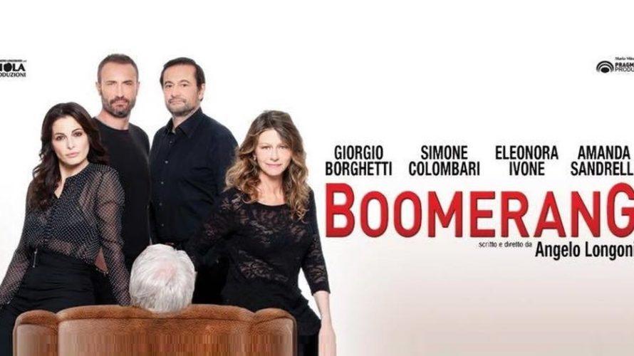 Boomerang è la nuova black comedy di Angelo Longoni, feroce e dissacratoria critica alla facciata della famiglia borghese, con un ottimo cast per quello cheè a tutti gli effetti un […]