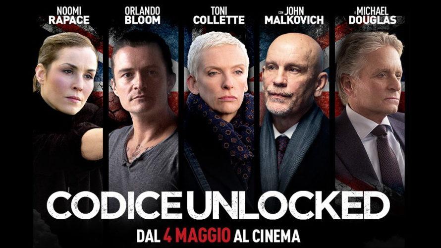 Un grande cast capitanato dall'agente della CIA Noomi Rapace è protagonista di Codice Unlocked – Londra sotto attacco, buon B-movie di spionaggio che mescola attentati, complotti e doppi giochi tra […]