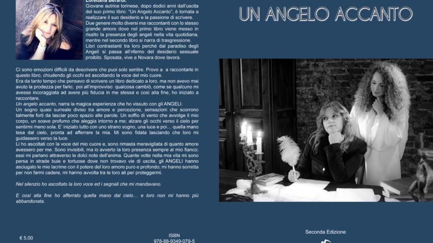 Sulla passerella di Mondospettacolo è arrivata una firma conosciuta dal nostro portale, la nostra inviata Loredana Berardi che ha deciso di parlare di lei, dei suoi libri per i suoi […]
