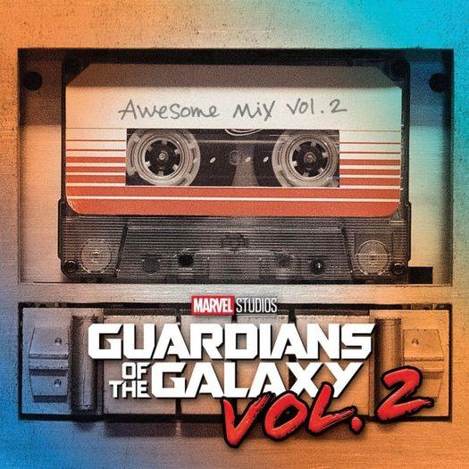 La colonna sonora de I guardiani della galassia 2