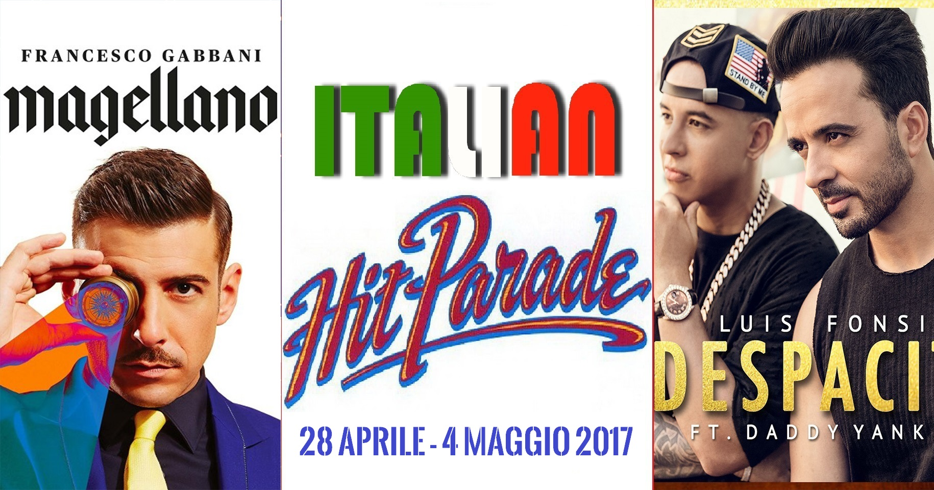 IHP 05-05-17 Francesco Gabbani batte Francesco Renga