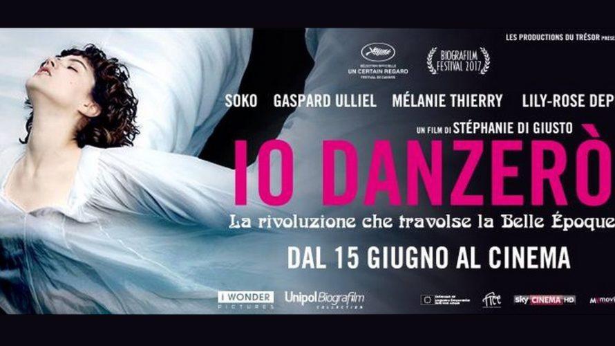 Io danzerò di Stéphanie Di Giusto è il film immagine del Biografilm Festival 2017: elegante e flessuoso, incarna lo spirito della danza attraverso i gesti di Loïe Fuller. Loïe Fuller: […]