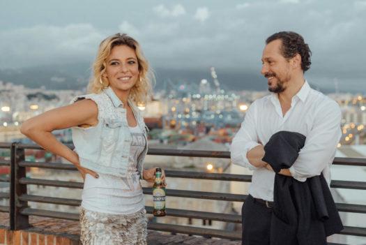 Jasmine Trinca e Stefano Accorsi in Fortunata