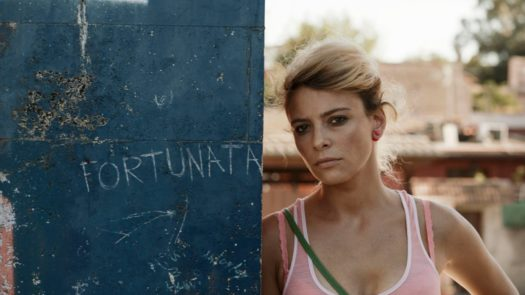 "Jasmine Trinca in ""Fortunata"""