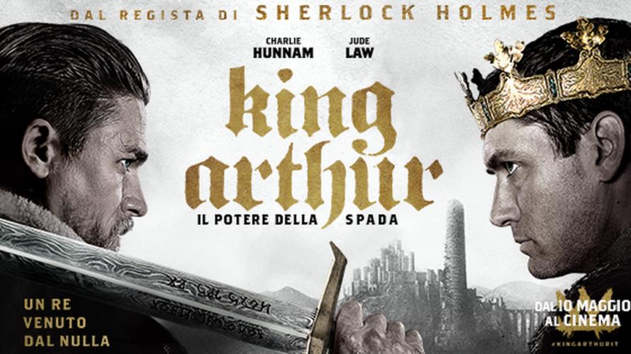 Esce in Italia King Arthur – Il potere della Spada,epico e sorprendente rivoluzionamento della storia di Re Artù ad opera di Guy Ritchie, completamente destrutturata e godibilmente avventurosa, con Charlie […]