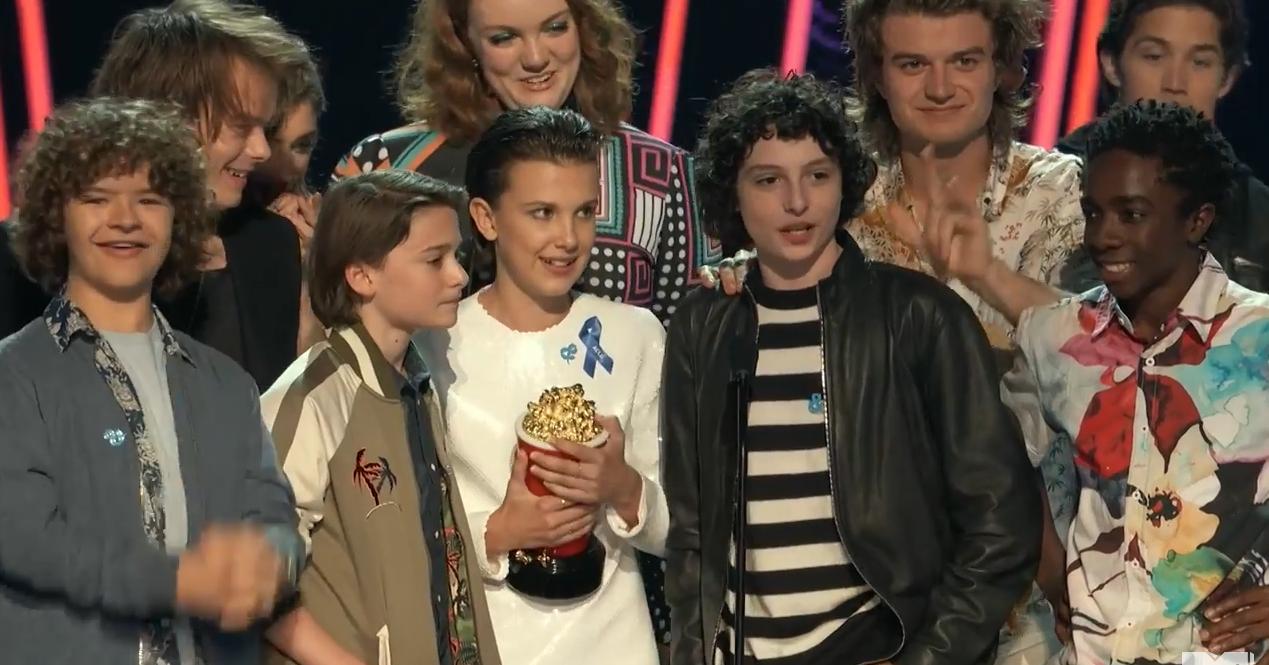 MTV Movie & TV Awards - Stranger Things