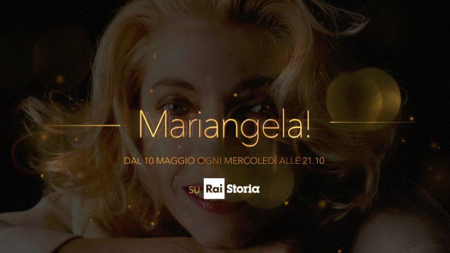 Mariangela! Tre puntate firmate da Fabrizio Corallo per raccontare un'artista indimenticabile: Mariangela Melato.Con Renzo Arbore, Lella Costa e altri amici e colleghi. Da mercoledì 10 maggio, alle 21.10 su Rai […]