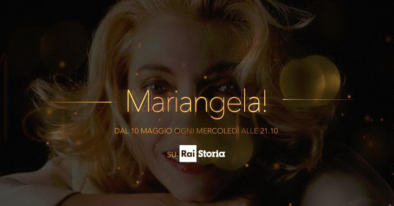Mariangela!