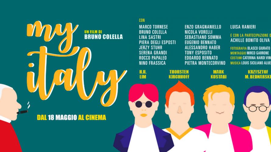My Italy, diretto Bruno Colella, è un film corale davvero insolito, che offre una variegata gamma di emozioni, comunque di grande impatto. Molto ricco il cast per quella che si […]